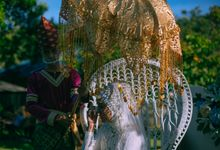 The Wedding of  Ainy & Aji by Native Visual