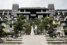 Kylie and Alfred Intimate Wedding at The Apurva Kempinski Bali by Happy Bali Wedding