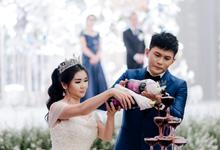 Irwan & Angel Wedding Day by Kyria House of Bride