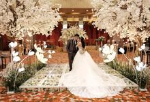 Handi & Gina Wedding Day by Kyria House of Bride