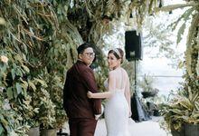 Adit & Fifi Wedding at Terrarium Rooftop by The Imperium