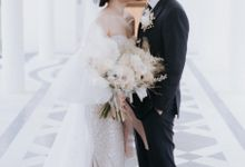 The Wedding of Aldo & Chalsy by Keyva Photography