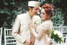Modern Wedding by Laviola Makeup Artist
