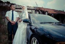 Prewedding Tika & Fauzan by Choq Photo