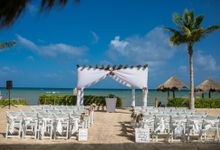 Wedding day at Ocean Riviera Paradise by My Love Films