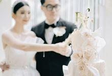 The Wedding of Bintang + Vanda by K.pastries
