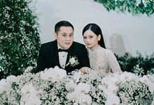 Wedding - Billy & Suci by State Photography