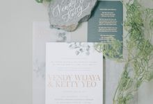 Wedding - Vendy & Ketty Part 1 by State Photography