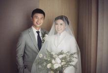 Sensen & Alice Wed by Mahkota Wedding Organizer