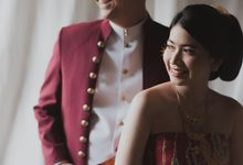 Adi & Nafia Prewedding by Journal Portraits