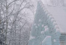 Winter Wonderland Wedding by Poetyque Events