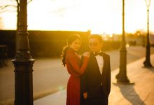 Prewedding of Arif & Clarisssa by Max & Fenty by Moire Photography