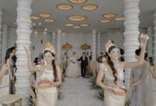 Cahyadi & Verawati Wedding by KAMAYA BALI