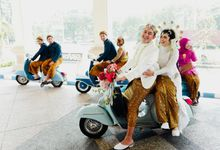 The Wedding of Bayu - Azizah by Celtic Creative