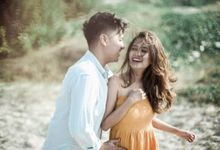 The Prewedding of Lala by Amorphoto