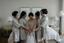 The Wedding of William & Christina by williamsaputra