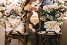 Joni and Vina wedding Decoration by Cloris by KAMAYA BALI