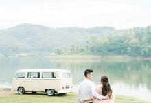 Steve & Vania Pre-wedding by Iris Photography