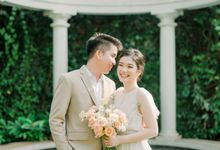 Dharfin & Michele Pre-wedding by Iris Photography
