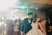 The Wedding of Aditya & Clara by Huemince
