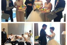 The Wedding Of Caven & Mary by David Entertainment