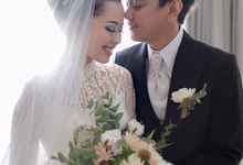 Afindra & Patricia by La Bloom Florist