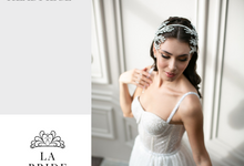 Headpieces by La Bride