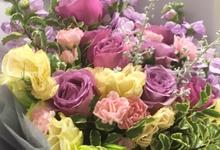 For Aileen  by La Fleur Société