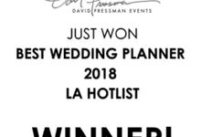 LA Hotlist by David Pressman Events