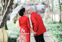 Indah & Robin Wedding by La Vie en Rose