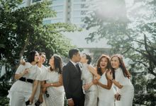 Destination Wedding Hong Kong - Lidia and Budi by Portray