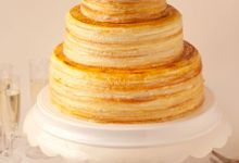 Lady M Wedding Mille Crepes by Lady M® Confections Singapore