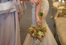 Randra & Michael Wedding by Artsy Design