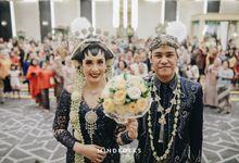 Javanese Wedding of Farah & Satria by  Menara Mandiri by IKK Wedding (ex. Plaza Bapindo)