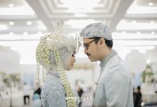 The Reception of Farhan & Zahra by  Menara Mandiri by IKK Wedding (ex. Plaza Bapindo)