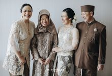 Akad of Tian & Dori by Menara Mandiri (Ex. Plaza Bapindo) by IKK Wedding