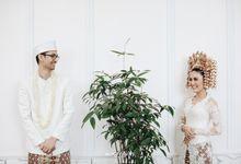 WEDDING OF REVITA & PURUSA by Menara Mandiri (Ex. Plaza Bapindo) by IKK Wedding