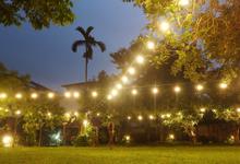 Outdoor area by Laguna Park
