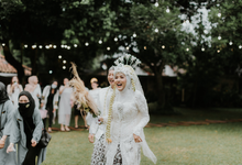 Wedding of Inas & Azhar by Laguna Park