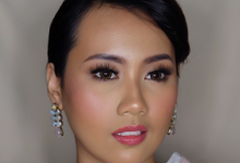 Engagement Makeup by Laksari Mahadewi