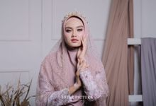 New Collection Dress Syari Series by LAKSMI - Kebaya Muslimah & Islamic Bride