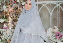 New Collection | Ice Gray Hijrah 01 by LAKSMI - Kebaya Muslimah & Islamic Bride