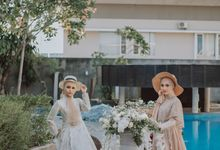 Perjalanan Cinta Photoshoot by LAKSMI - Kebaya Muslimah & Islamic Bride