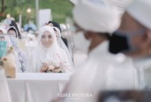 Akad Nikah Taqy Malik & Sherel Thalib by LAKSMI - Kebaya Muslimah & Islamic Bride