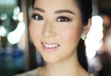 Flawless makeup by lalanindita