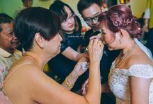 Tim Siong & Hui Hui Wedding by lam Wang photography