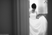 S & J wedding  by lam Wang photography