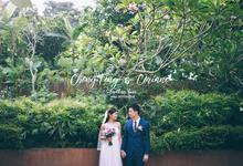 ChongTeng & Corrine Wedding by lam Wang photography