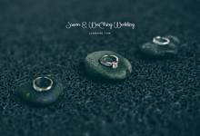 Jason & Weiching Weeding  by lam Wang photography