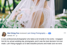 Review by lam Wang photography